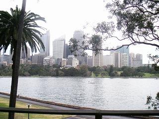 フロリデーションの供されている都市、シドニー